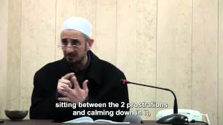 10- Prayers Pillars | Al-Shafi