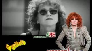 Fiorella Mannoia - Combattente (karaoke fair use)
