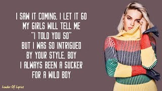 Anne-Marie - ALARM (Lyrics)