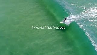 Noosa Surfing Skycam Sessions 003: Just another day at Sunshine Beach