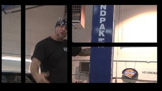 Horny Mike - Counting Cars & Count's Customs - This is My BendPak