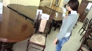 Столы стулья HD(Магазин Столы и Стулья от Алисы предлагает широкий выбор классических обеденных столов и стульев., 2012-03-28T13:35:37.000Z)