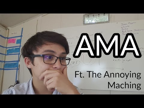 AMA | Ft. The Annoying Machine | Full Length