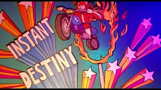 Tame Impala Instant Destiny Paper Animation by John Higby The Slow Rush