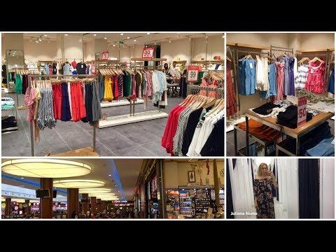 Обзор ADL и других магазинов в торговом центре Ozdilek.