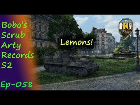 World of Tanks | BSAR | S2 | Ep058 - Lemons!