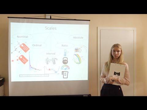 Лекция «Основы статистических методов анализа данных»