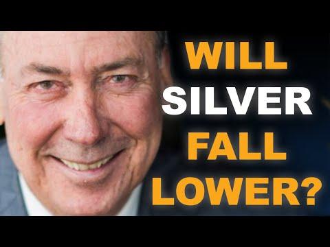 Will SILVER FALL Lower?   David Morgan