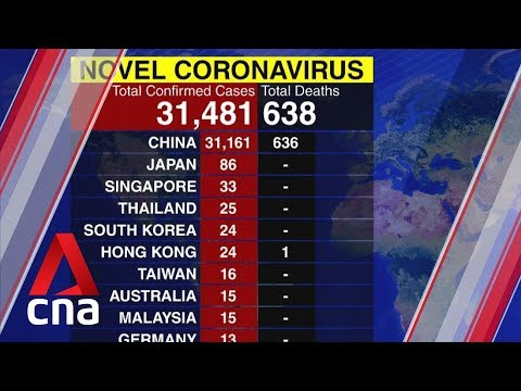 Rise In Number Of Coronavirus Cases Globally