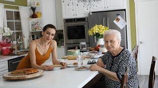 Տիկին Մաքսիմեի Բաղադրատոմսը - Անուշ Ապուր - Heghineh Cooking Show in Armenian