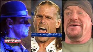 The Undertaker reflects on his best Wrestlemania moments with Shawn Michaels, Ric Flair and Triple H