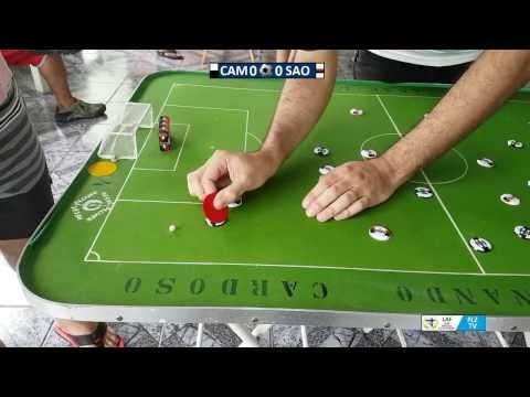 Copa do Brasil de futebol de botão 2016 - Semifinal - Jogos de ida