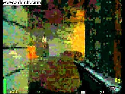 Return To Castle Wolfenstein (Level 1)-Escape