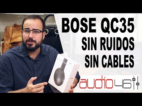 BOSE QC35. bluetooth
