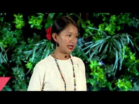 Breeding Change: Cats, Culture, Conservation | Yin Myo Su | TEDxInyaLake