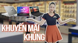 Vui tựu trường, nhận nhiều Khuyến Mãi Hot khi mua Laptop tại FPTShop