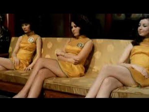the million eyes of sumuru 1967 with George Nader, Shirley Eaton, Frankie Avalon movie
