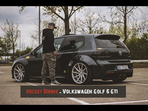 Rocket Bunny – VW Golf 6 GTI | US Model – Performance Tuning