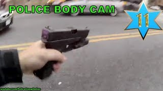 Police body cam compilation, part 11