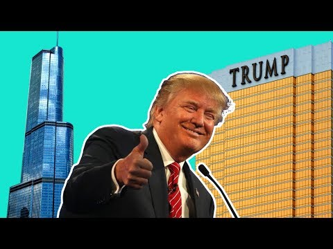 Donald Trump's Ten TREMENDOUS Towers