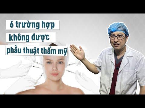 Tại sao tôi khuyên bạn không nên phẫu thuật thẩm mỹ | Bs Mạnh