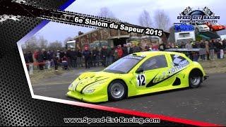 Vid�o 6e Slalom du Sapeur 2015 [HD] par Speed Est Racing (3188 vues)