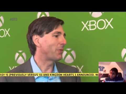 Don Mattrick Game Trailer Interview Analysis