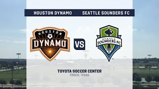 Development Academy Playoffs: U-17/18: Houston Dynamo vs. Seattle Sounders FC
