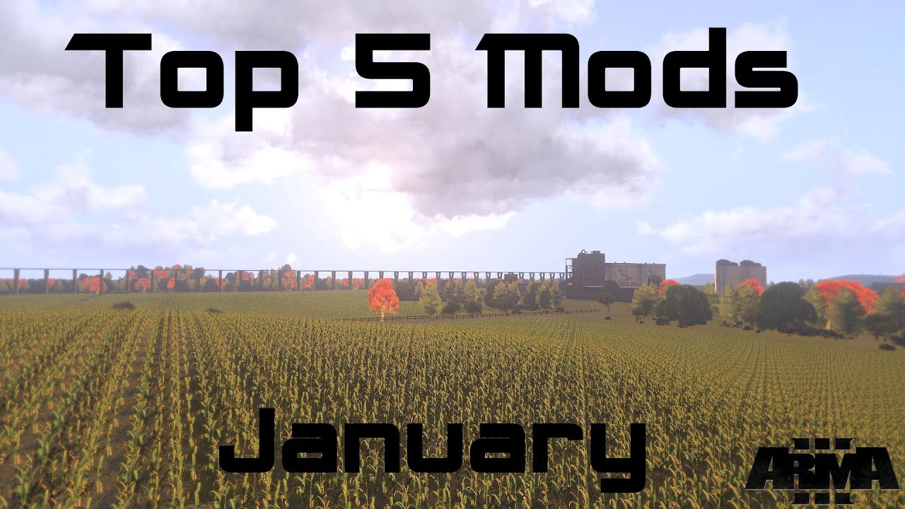 USA Arma Top Mods January YouTube - Arma 3 us maps