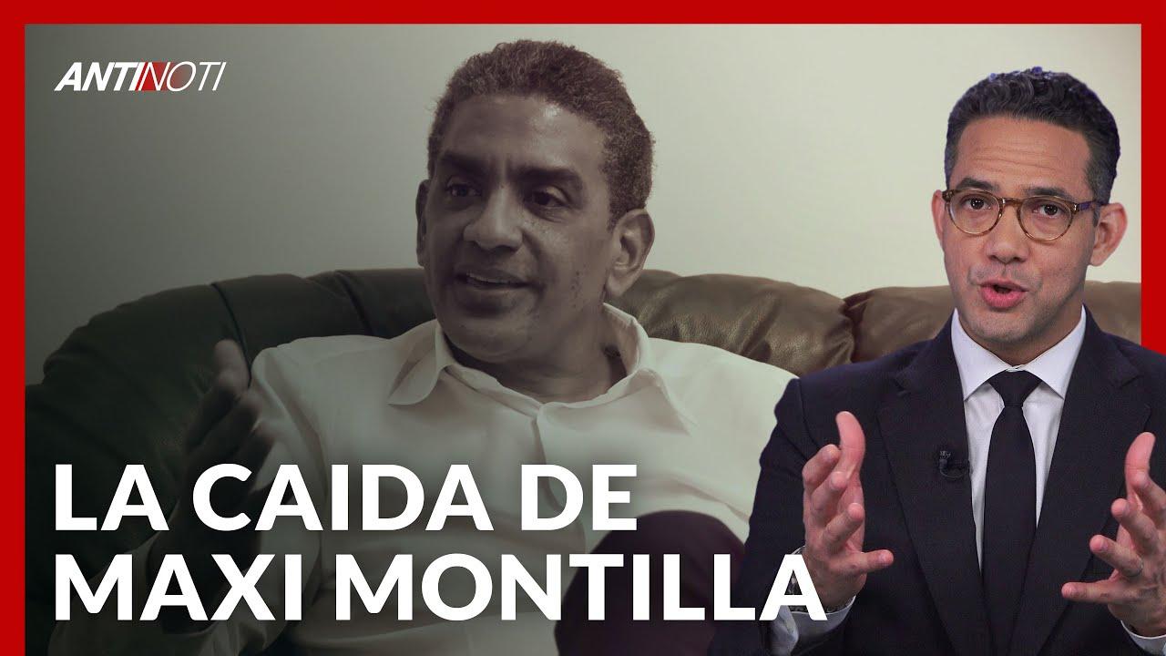 La Caída De Maxi Montilla [Desfalco A Las EDES] | Antinoti