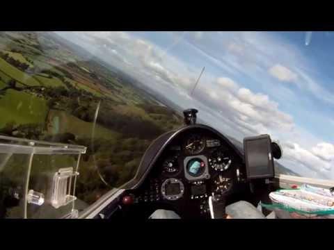 Extreme Gliding - Smokin' the Deck