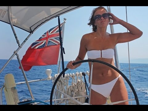 Sailing in Greece. The Stunning Aegean Sea 2014