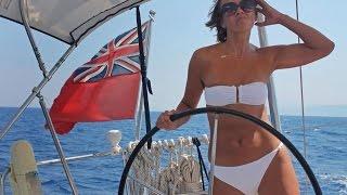 Sailing in Greece. The Stunning Aegean Sea 2014