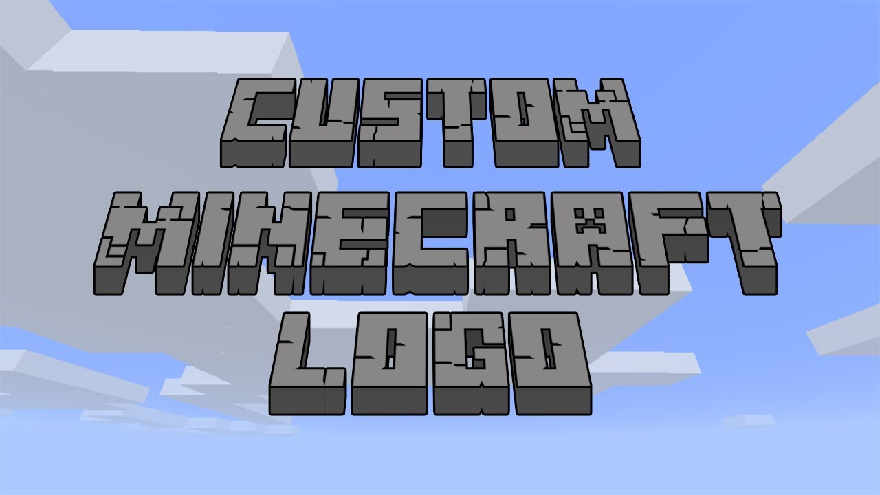 Minecraft font generator the image kid for Minecraft blueprint maker online