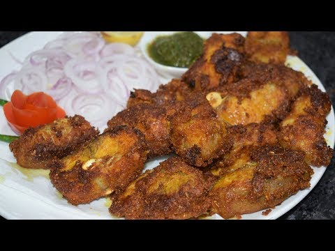Fish Fry Restaurant Style | Home made Fish Fry Recipe | Delicious and Spicy Fish Fry Recipe