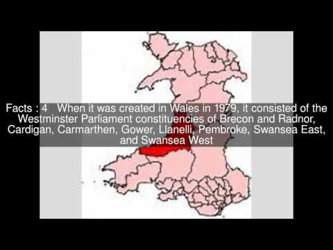 Mid and West Wales (European Parliament constituency) Top  #6 Facts