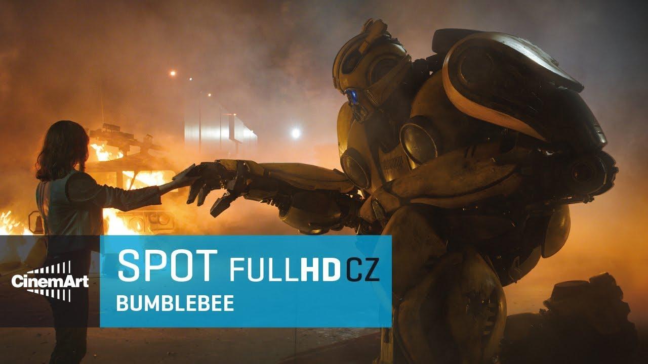 Bumblebee (2018) HD spot [CZ DAB]
