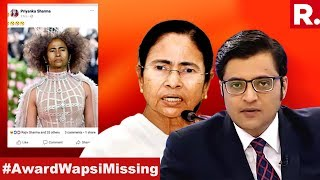Arrested For A Meme. No Award Wapsi For This? | The Debate With Arnab Goswami