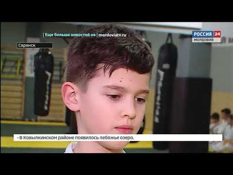 Каратисты Мордовии взяли медали на Кубке Дракона в Иваново
