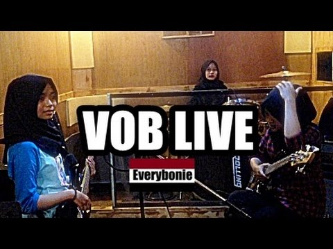 VOB - Everybonie Studio Live