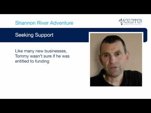 Roscommon Leader Partnership Funding -Shannon Adventure.mp4