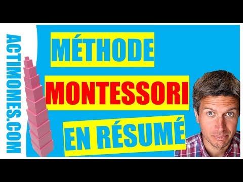 Méthode Montessori en Résumé