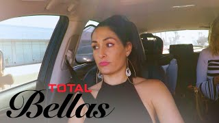 Nikki Bella Gets Cold Feet Again About Marrying John Cena | Total Bellas | E!