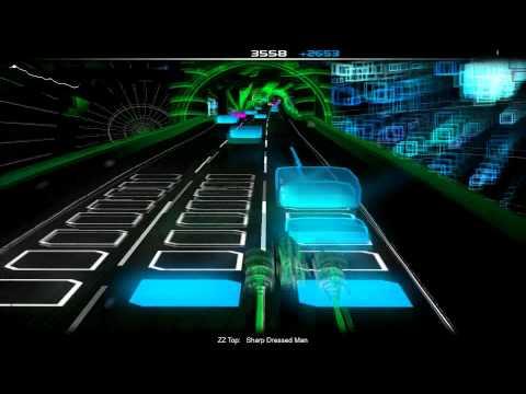 Audiosurf игра о музыке
