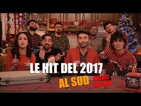 Le HIT del 2017 al SUD (Natale edition) feat. Francesca Michielin