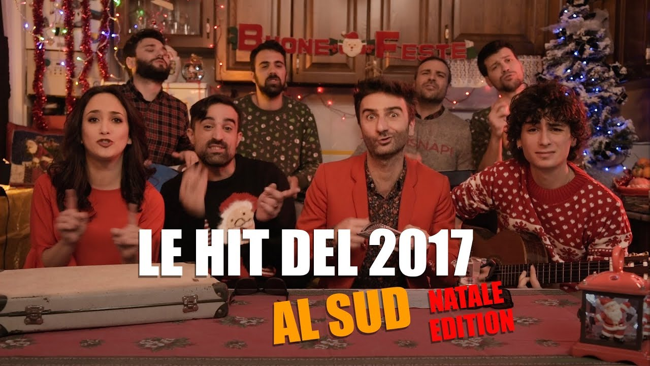 Le HIT del 2017 al SUD Natale edition feat Francesca Michielin  YouTube