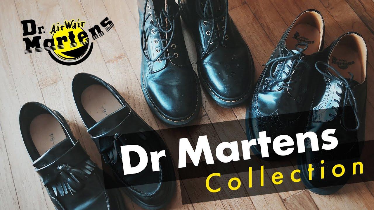 große Vielfalt Stile hoch gelobt für die ganze Familie MY DR MARTENS COLLECTION! - (3989 Brogues, Adrian Loafers, Pascal Vintage  Boots)