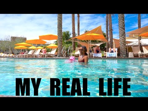 MY REAL LIFE | EP 23 - Travel Tips For New Moms + Business Casual OOTDs!