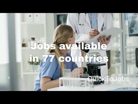 Quick To Jobs - Nurse in Full and Part-time - Quick Jobs