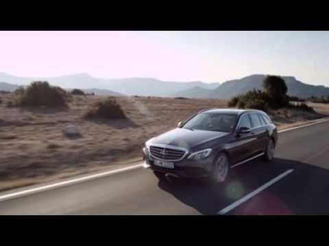 New Mercedes Classe C Station Wagon C300 Bluetec Hybrid Youtube